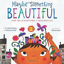 Read for the Record: Maybe Something Beautiful