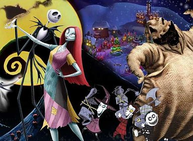 Movies @ the Library: Nightmare Before Christmas
