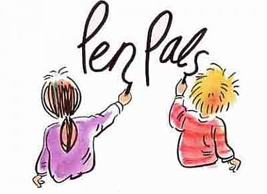 Library Pen Pals