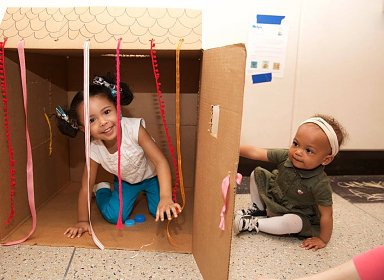 Williamsburgh Library Playdate