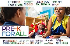 Pre-K for all.