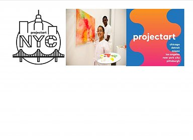 ProjectArt FREE Visual Art Classes for youth in the library!