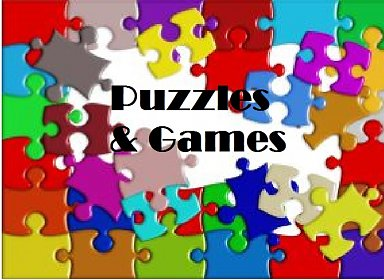 Game On! Puzzles & Games