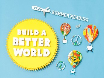 Summer Reading Build a Better World