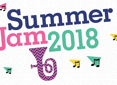 Summer Reading 2018 Kickoff: Come Jam With Us!