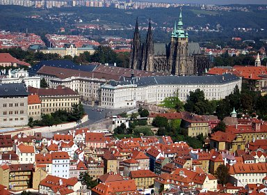 A Virtual Tour in Prague (Czech Republic) with Librarian Shirley