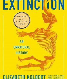 Book Discussion: The Sixth Extinction: an unnatural history by Elizabeth Kolbert