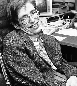 Stephen Hawking: His Life and Work (Central Science Discussion Group)