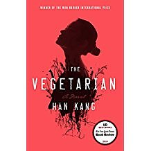 Adult Book Discussion - The VEGETARIAN by Han Kang