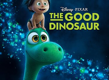 Family Movie: The Good Dinosaur