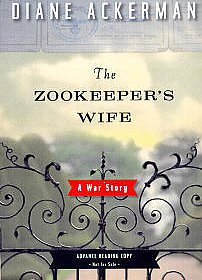 Join the Kensington Book Club: The ZOOKEEPER'S WIFE, a War Story by Diane Ackerman