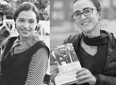 "Author Talk: ""The Rebellious Life of Mrs. Rosa Parks"" with Professor Jeanne Theoharis"
