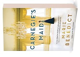 Reading Circle. Book Discussion : Carnegie's Maid, a Novel / Marie Benedict.