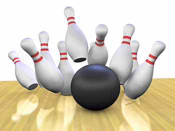 Older Adults Bowling