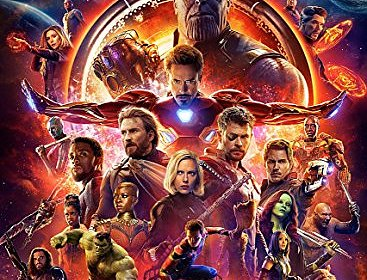 Clarendon at the Movies - Avengers: Infinity War