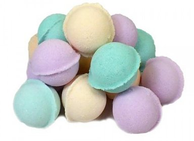 Teen DIY: Bath Bombs