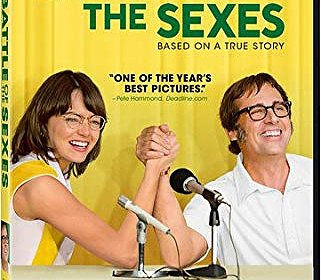 Movies @ the Library: The Battle of the Sexes