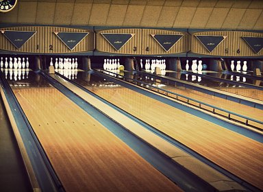 Library Lanes Virtual Bowling