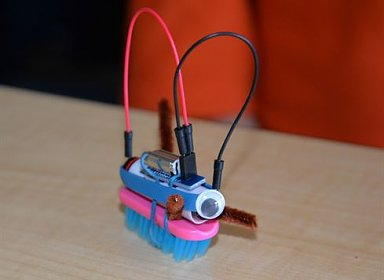 Teen Tech Week: Bristle Bots