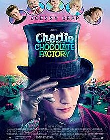 Summer Tween Movie - Charlie and the Chocolate Factory