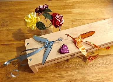 CREATIVE ARTS: ORIGAMI AND RIBBON CRAFTING - Workshop Closed