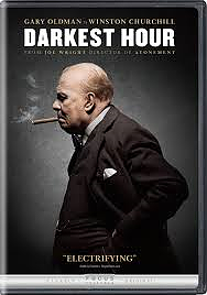 Movies @ the Library: Darkest Hour