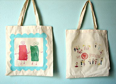 Kids Create: Design Your Own Tote Bag