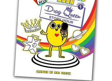 Drag Queen Story Hour Book Launch