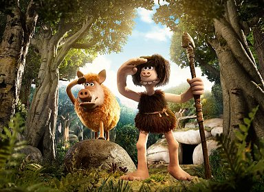 Movies @ the Library: Early Man