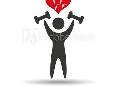 Positive Aging. Health Conversation. Exercise! Your Heart Will Love You for It!