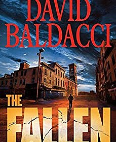 "Adult Book Discussion : ""The Fallen"" by David Baldacci"