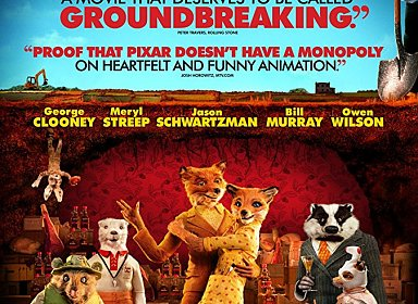 Movies @ the Library: Fantastic Mr. Fox
