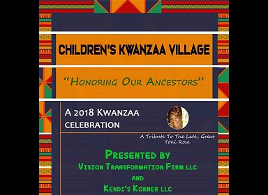 Children's Kwanzaa Village