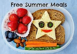 Summer Meals at the Library
