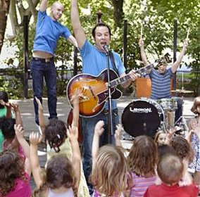 Stomp, Clap & Sing with Jeremy Plays Guitar, BPL Program