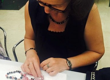 The Art of Jewelry Making: Introduction to beading
