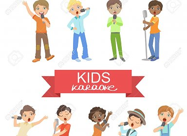 Summer Jam Weekend: Kids Explore: Karaoke