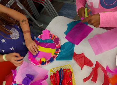 Kids Create at Red Hook Library