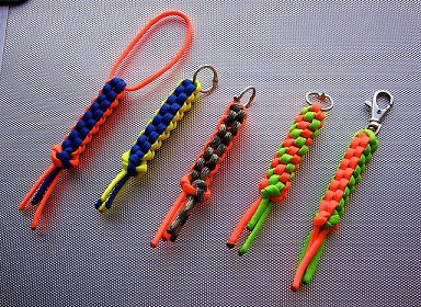 Kids Create: Lanyard