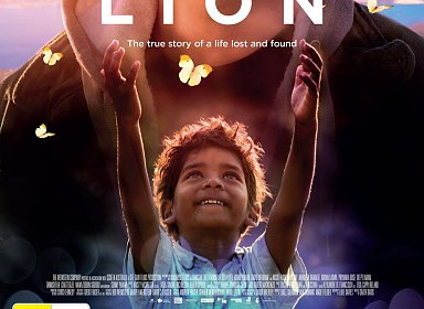 lion movie poster