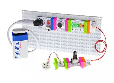 Welcome to littleBits