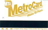 Reduced Fair Metrocard