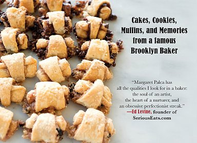"Author Talk: ""The Margaret Palca Bakes Cookbook: Cakes, Cookies, Muffins, and Memories from a Famous Brooklyn Baker"""