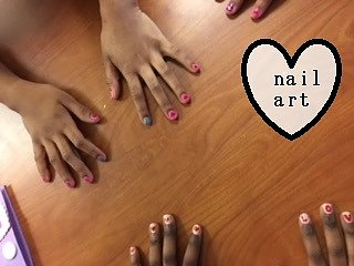 Express yourself with your nails