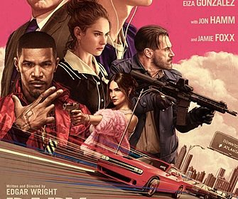 Movies @ the Library: Baby Driver