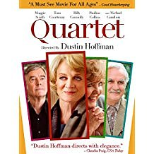 Movies @ the Library: Quartet (PG-13)