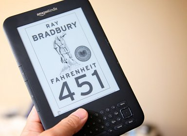 "Adult Book Discussion ""Fahrenheit 451"""