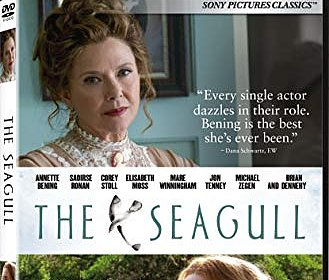 Movies @ the Library: The Seagull