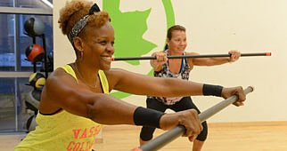 Shape Up NYC Aerobics