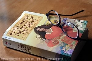 Latino Book Club: The House of the Spirits by Isabel Allende